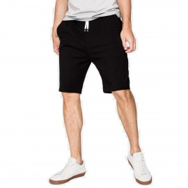 Kuegou Summer Black Shorts (YK-78811)