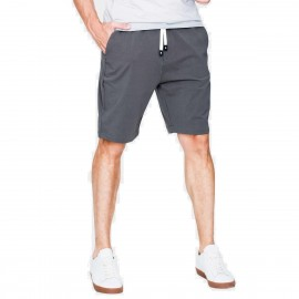 Kuegou Summer Grey Shorts (YK-78811)