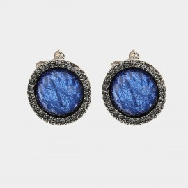 Caromay Rage Blue Earrings (E3429)