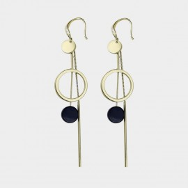 Caromay Kit Champagne-Gold Earrings (E3472)