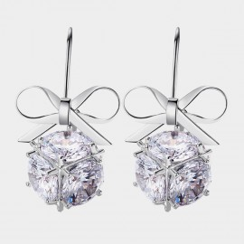 Caromay Tomorrow World Silver Earrings (E3576)