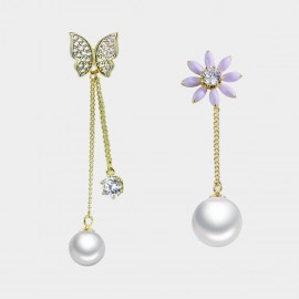 Caromay Spring Play Lilac Earrings (E3598)