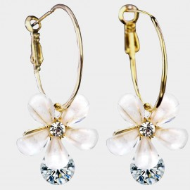 Caromay Hyacinth Gold Earrings (E3685)