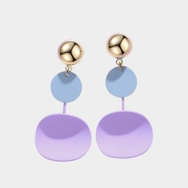 Caromay Fun Life Lilac Earrings (E4174)