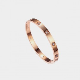 Caromay Good Memory Rose-Gold Bracelet (H0310)