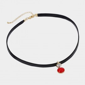 Caromay Sunrise Red Choker Necklace (X1941)