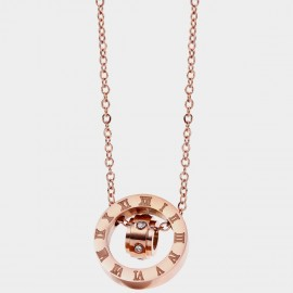 Caromay Growth Rose-Gold Necklace (X2031)