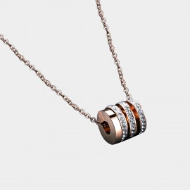 Caromay Growth Rose-Gold Necklace (X2106)