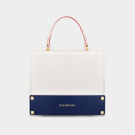 Dreabasaa Breezy White Shoulder Bag (Dr-18045980)