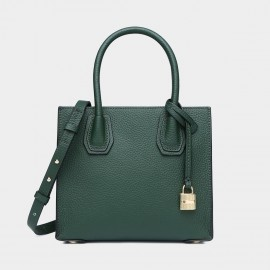Cilela Clean-Lined Green Tote (1618S)