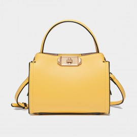 Cilela Elegant Yellow Top Handles (CK-0610)