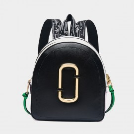 Cilela Chic Hoop Black Backpack (CR0515)