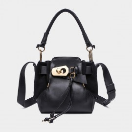 Cilela Bucket Black Top Handle (CR0812)