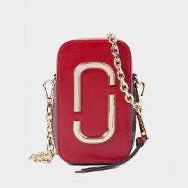Cilela Chic Hoop Red Shoulder Bag (CR1023)