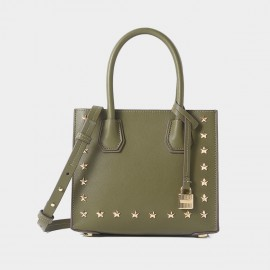 Cilela Star Stud Green Tote (CR5618S)