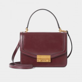 Cilela Messenger Wine Satchel (TB-1202S)