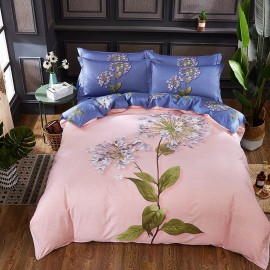 AIX Floral Love Pink Bed Linen (YGM17059)