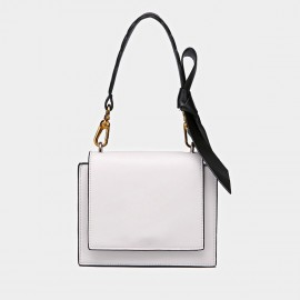 Cilela Bow White Top Handle (CK-80150749)