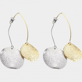 Caromay Just Another Silver Earrings (E4425)