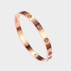 Caromay Truth Rose-Gold Bracelet (H0499)