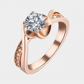 Caromay Muse Rose-Gold Ring (J0533)