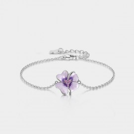 SEVENTY 6 Lilac Night Purple Bracelet (3975)