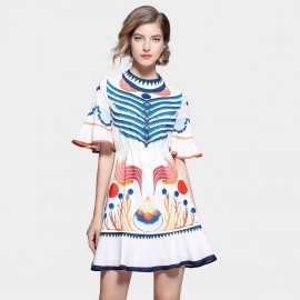 ZOFS Magical White Dress (8962)