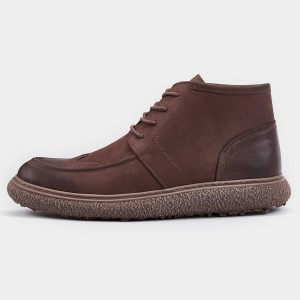 Herilios Discovery Brown Hi-Top (H8305G55)