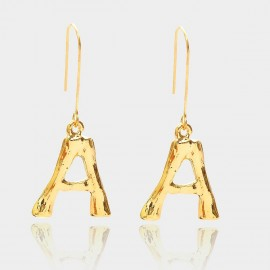 Coen C Bony A Gold Earrings (B01294KA)