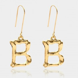 Coen C Bony B Gold Earrings (B01294KB)