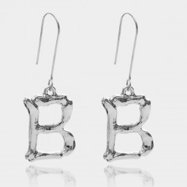 Coen C Bony B Silver Earrings (B01294KB)