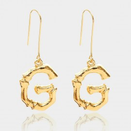 Coen C Bony G Gold Earrings (B01294KG)