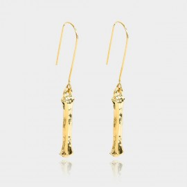 Coen C Bony I Gold Earrings (B01294KI)