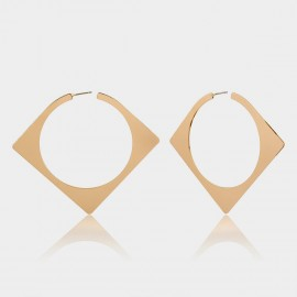Coen C World Gold Earrings (B01381K1)