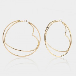 Coen C Generous Gold Earrings (B01382K1)