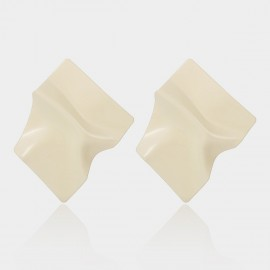 Coen C Eco White Earrings (B01468K1)
