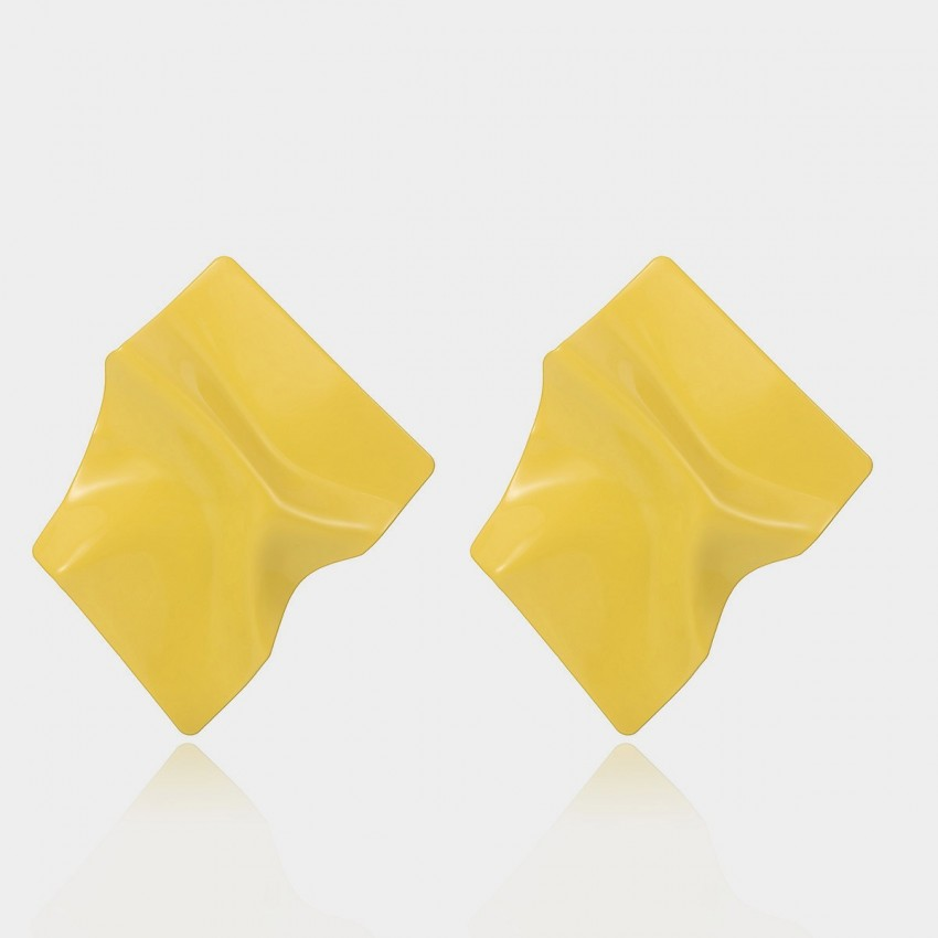 Coen C Eco Yellow Earrings (B01468K1)