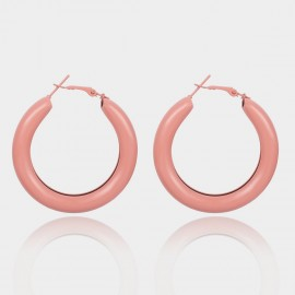 Coen C Chill Pink Earrings (B01469K1)