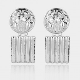 Coen C Care Silver Earrings (B01484K1)