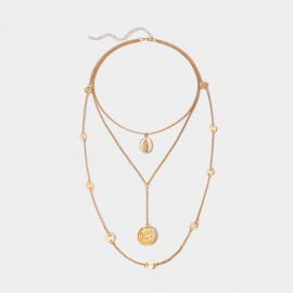 Coen C Holy Wishes Gold Long Chain (C01980K1)