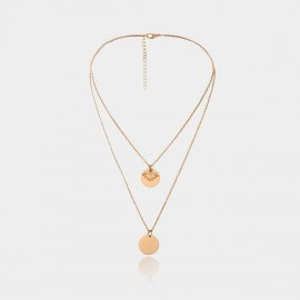 Coen C Bee Tag Gold Long Chain (C02042K1)