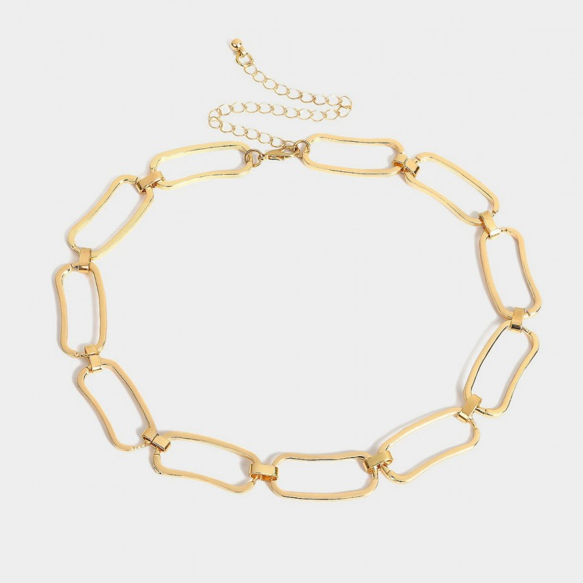 Coen C Trouble Gold Necklace (C02221K1)