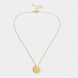 Coen C Bling M Gold Long Chain (C02256KM)
