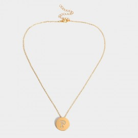 Coen C Bling P Gold Long Chain (C02256KP)