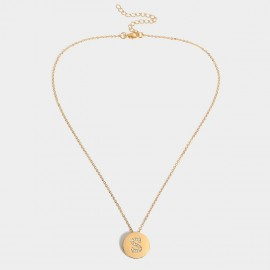 Coen C Bling S Gold Long Chain (C02256KS)