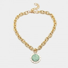 Coen C Spring Dream Gold Necklace (C02278K1)