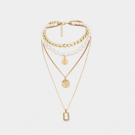 Coen C Lucy Gold Long Chain (C02280K1)