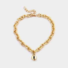 Coen C Solo Gold Necklace (C02281K1)