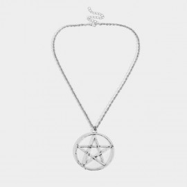 Coen C Star Of David Silver Necklace (C02334K1)