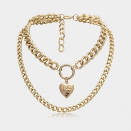 Coen C Carman Gold Necklace (C02340K1)